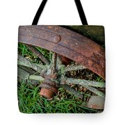 The Patina Of Time Tote Bag