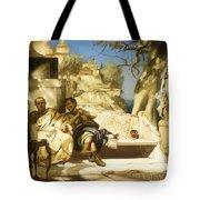 The Patrician's Siesta Tote Bag