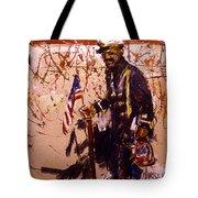 Use 2b So Ez - The Patriot Tote Bag
