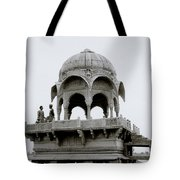 A Serene Moment Tote Bag