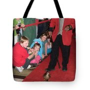 The Peabody Hotel Tote Bag
