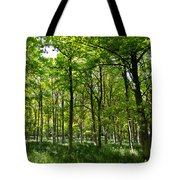 The Peaceful Forest  Tote Bag