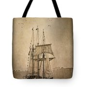 The Peacemaker Tote Bag by Dale Kincaid