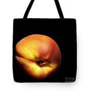 The Humble Peach Tote Bag