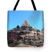 The Peak Above Tote Bag