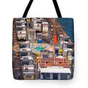 The Pecking Order Tote Bag