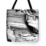 The Peeling Birch Tote Bag