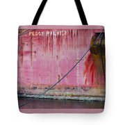 The Peggy Palmer Barge Tote Bag