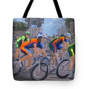 The Peloton Tote Bag