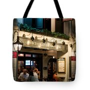 The Penny Black Tote Bag