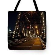 The People's Bridge Tote Bag