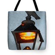 The Perch Tote Bag