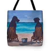 The Perfect Beach Day Tote Bag
