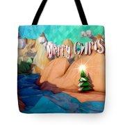 The Perfect Christmas Tree Tote Bag
