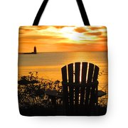New Castle New Hampshire  Tote Bag