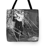 The Perfect Swing Device. Tote Bag