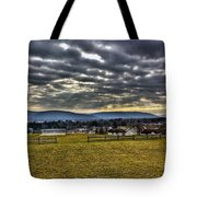 The Perfect View Tote Bag