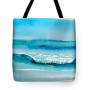 The Perfect Wave Tote Bag
