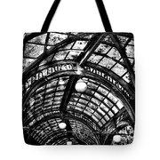 The Pergola Ceiling Tote Bag