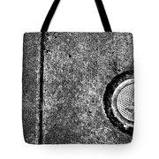 The Period Mark Tote Bag