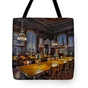 The Periodicals Room At The New York Public Library Tote Bag