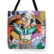 The Personal Size Gourmet Pizza Tote Bag