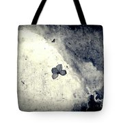 The Petal Of Butterfly Tote Bag