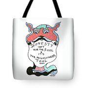 The Philosophers Tool Tote Bag