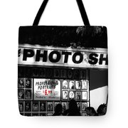 The Photo Shop Tote Bag by Cheryl Young
