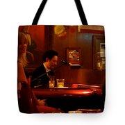 The Piano Bar Tote Bag