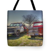 The Pick Up Tote Bag