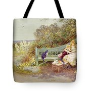The Picture Book Tote Bag