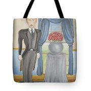 The Picture Of Dorian Gray - Sin's False Face Tote Bag