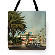 The Pier 2 -  St. Petersburg Fl Tote Bag