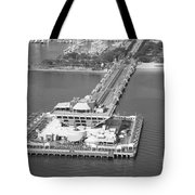 The Pier St Petersburg Fl Tote Bag