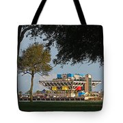 The Pier - St. Petersburg Fl Tote Bag