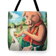 The Pig & Whistle Tote Bag