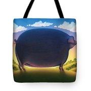 The Pig Tote Bag