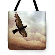 The Pigeon Tote Bag