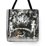 The Pilaster Friezes Of The Palaestra Tote Bag