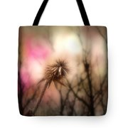 The Pink Light Tote Bag