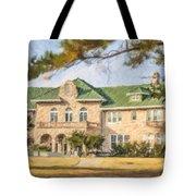 The Pink Palace Museum Memphis Tn Usa Tote Bag
