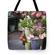 The Pink Section Tote Bag