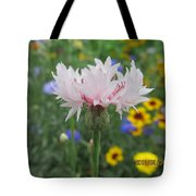 The Pink Sideview Tote Bag