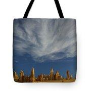 The Pinnacles 2am-111015 Tote Bag