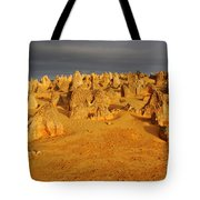 The Pinnacles 4 Tote Bag