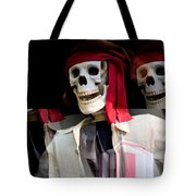 The Pirate's Ghost Tote Bag