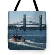 The Piscataqua River Tote Bag