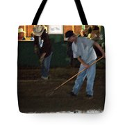 The Pit Crew Tote Bag