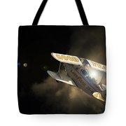 The Pitts Tote Bag